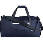 adidas Blaue Schuhe Lin Core Dufflebag Sporttasche  blau