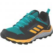 adidas Schwarze Schuhe Terrex Agravic Trail Running  schwarz