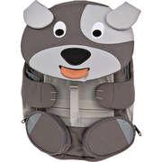 Affenzahn Graue Schuhe Großer Freund Hund  grau