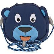 Affenzahn Taschen & Rucksäcke Portemonnaie Bär  blau
