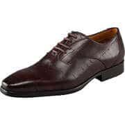 Alberto Torresi Schuhe Schnürer  dunkelbraun