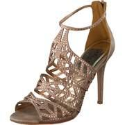 Alma en Pena Exklusive Marken Sandale/Fersenkappe  rot