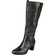 Ara Schwarze Schuhe Orly Langschaftstiefel  schwarz