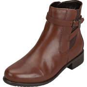 Ara Chelsea Ankle Boots Stiefelette  cognac