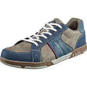 Be Wild Sneaker Low Schnürsneaker  grau
