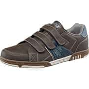 Be Wild Klettschuhe Sneaker  braun