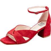 BIBI LOU Damen Sommerschuhe Sandale  rot