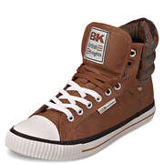British Knights Sneakers Atoll  cognac