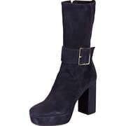 Bruno Premi Plateau 3/4 Stiefel  blau