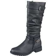 Charmosa Schuhe Langschaftstiefel  schwarz