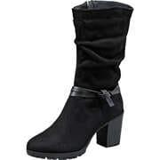 Charmosa Schuhe Stiefel  schwarz