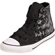 Converse Sneaker High Chuck Taylor Glam Hi  schwarz