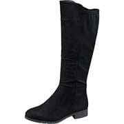 Claudia Ghizzani Schuhe Langschaftstiefel  schwarz