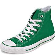 Converse High Top Sneaker Chuck Taylor All Star Hi  grün