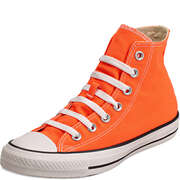 Converse High Top Sneaker Chuck Taylor All Star Hi  orange
