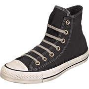 Converse High Top Sneaker Chuck Taylor AS Well Worn Hi  schwarz