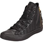 Converse High Top Sneaker CT AS TriZip Animal Print Hi  schwarz