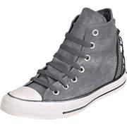 Converse High Top Sneaker CT AS TriZip - Sparkle Wash Hi  grau