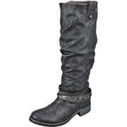Dockers Stiefel Langschaftstiefel  schwarz