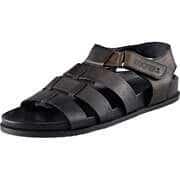 Dockers Sommerschuhe Sandale  schwarz