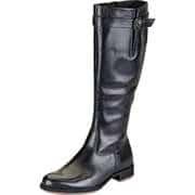 Ecco Klassisch Stiefel  schwarz