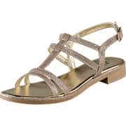 Fiocco Marken Outlet Sandale  gold