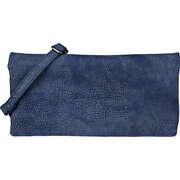 Fritzi aus Preußen Taschen Ronja-Clutch  blau