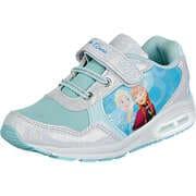 Frozen Sneaker Low Kletter  blau