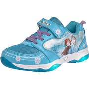 Minigirlschuhe - Frozen Sneaker Mädchen blau - Onlineshop Schuhcenter