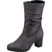 Gabor Schuhe Stiefelette  grau