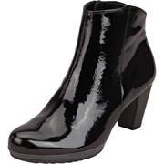 Gabor Exklusive Marken Stiefelette  schwarz
