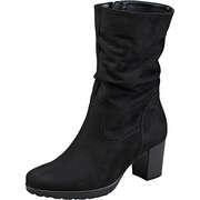 Gabor Schuhe Stiefelette  schwarz