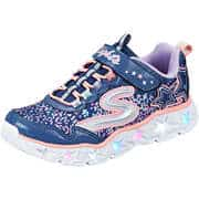 Skechers Sneaker Low S Lights Galaxy Lights Sneaker  blau