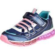 Geox Blaue Schuhe J Android Girl Halbschuh  blau