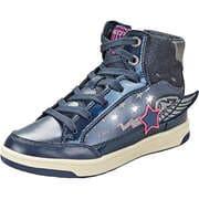 Geox Sneaker High J Creamy Sneaker High  blau