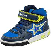 Geox Winterstiefel Jg High Cut Sneaker  blau