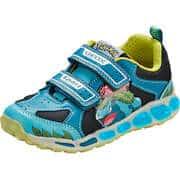 Geox Sneaker Low J.Shuttle B.C Kletter  blau