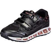 Geox Sneaker Low Shuttle Klett Sneaker  schwarz