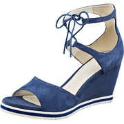 Gerry Weber Keil Adriana 04-Sandale  blau