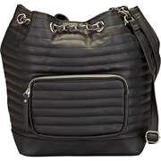 Curuba Taschen Rucksack  schwarz