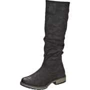 Inspired Shoes Stiefel Langschaftstiefel  schwarz