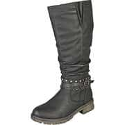 Inspired Shoes Stiefel Stiefel  schwarz
