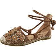 Inspired Schuhe Spangenballerina  beige