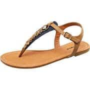 Inspired Sommerschuhe Sandale  blau