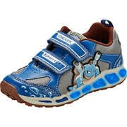 Geox Sneaker Low J Shuttle B C Kletter  blau