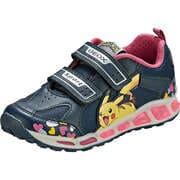 Geox Sneaker Low J Shuttle G D Kletter  blau