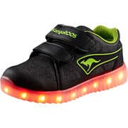 KangaROOS Sneaker Low K-Hawk V Lichteffekt Sneaker  schwarz