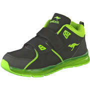KangaROOS Sneaker High K-Lev VI-Kletter  schwarz