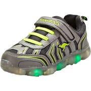 KangaROOS Leuchtschuhe Sneaker  grau
