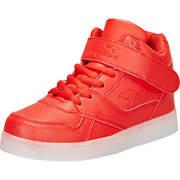 KangaROOS Sneaker High Skyline Light  rot